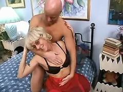 Mature tranny is still full of fire