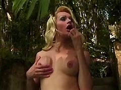Horny shemale gets fucked in hot tranny porn movies